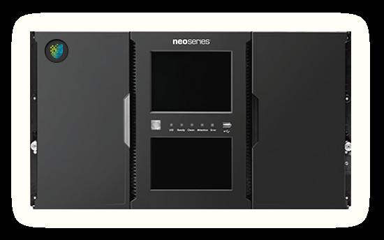 DSI4116-F80 Tape Library (LTO5)